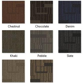 Ковровая плитка Interface Series.1.301