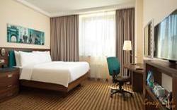 Ковровые покрытия для отеля Hampton by Hilton