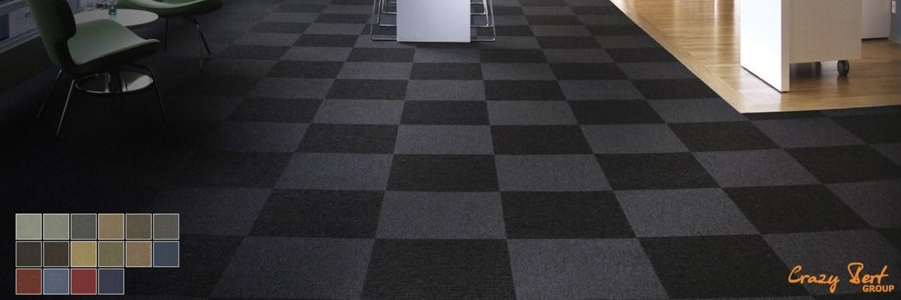Ковровая плитка Коллекция Elevation II