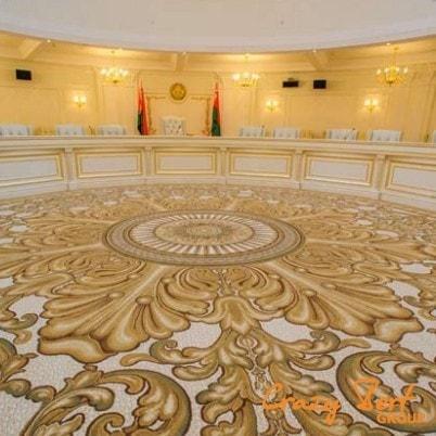 Тканые ковровые покрытия для гостиниц