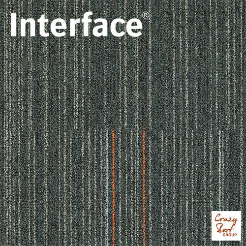 Ковровая плитка Interface
