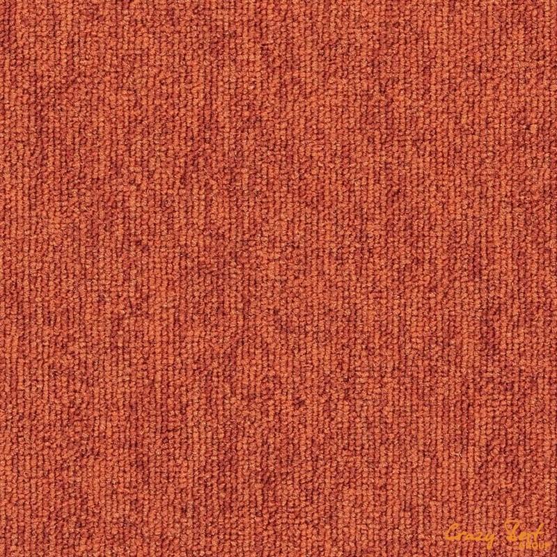 Ковровая плитка Employ Loop clementine